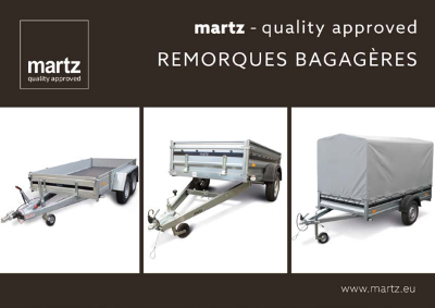 REMORQUES BAGAGERES